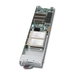 "SUPERMICRO MicroBlade LGA 1151, 4x DIMM, 2/4x 2,5"" bay, 2x 1Gb"