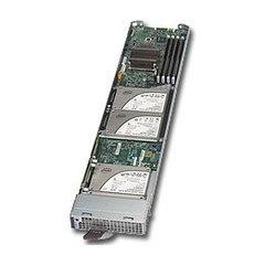 "SUPERMICRO MicroBlade Xeon D-1541, 4x DIMM, 4x 2,5"" bay, 2x 1Gb"