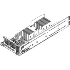 Supermicro PIO-627TR-D70F+-NODE - Spare & RMA only