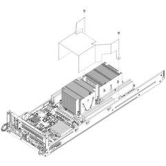 Supermicro PIO-627TR-D71QF-NODE - Spare & RMA only