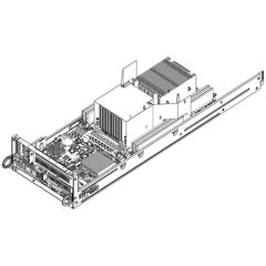 Supermicro PIO-627TR-DTF-NODE - Spare & RMA only
