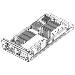 Supermicro PIO-638R-DE2CR16L-NODE