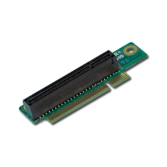 Supermicro RSC-R1UU-E8R+, 1x PCI-E (x8) Slot - RIGHT SIDE, 1U Riser Card