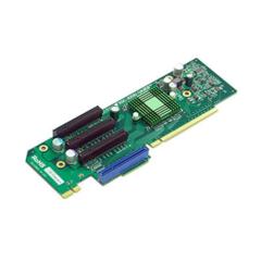 Supermicro RSC-R2UU-UA3E8, 2U UIO Riser-1x Universal I/O (UIO) Slot + 3x PCI-E (x8) Slots-LEFT SIDE