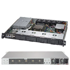 Supermicro SYS-1019D-12C-FRN5TP