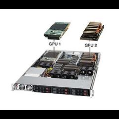 Supermicro SYS-1026GT-TF-FM107, 1U GPU server