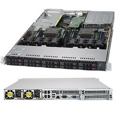 Supermicro SYS-1029UX-LL2-S16