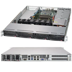 Supermicro SYS-5019S-W4TR