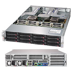 Supermicro - SYS-6029U-TR4T