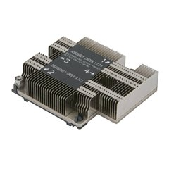 SUPERMICRO X11 Purley Platform CPU Heat Sink for 1U systems