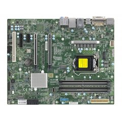Supermicro X12SAE, Intel W480 Chipset, support Intel Comet lake-S - MBD-X12SAE-B