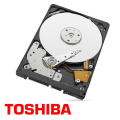"Toshiba 3.5"" 16TB 7.2K RPM SATA 6Gb/s 512MiB 512E Helium - MG08ACA16TE"