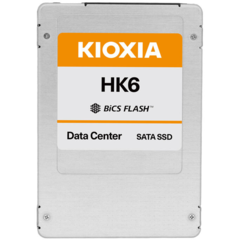 """Toshiba HK6-R 3.84TB, SATA 6Gb/s,TLC,2.5"""" 7mm, 1DWPD - KHK61RSE3T84"""