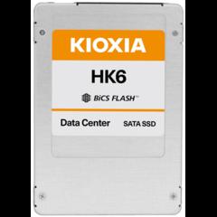 """Toshiba HK6-R 7.68TB, SATA 6Gb/s,TLC,2.5"""" 7mm, 1DWPD - KHK61RSE7T68"""