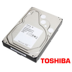 "Toshiba Nearline 8TB, 3.5"" HDD, 7200rpm, 128MB, 512e, SATA3, MG05ACA800E"