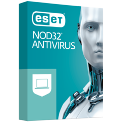 Update ESET NOD32 Antivirus, 3 stations, 2 years