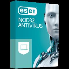 Update ESET NOD32 Antivirus, 4 stanice, 3 roky - EAV004U3