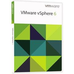 VMware vSphere 6 Standard, 1 CPU, VS6-STD-C + 1 year VMware SnS - SFT-VM-VS6STDC1Y
