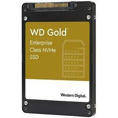 "WD/HGST Gold 3,84 TB NVMe U.2 2.5"" - WDS384T1D0D"