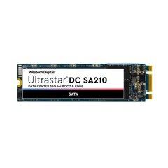 WDC/HGST ULTRASTAR SA210 Mars 480GB TCG,SATA M.2 22x80mm - HBS3A1948A4M4B1