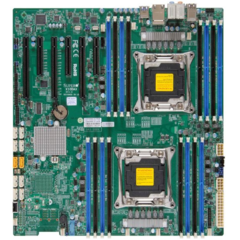 X10DAX 2S-R3,3PCI-E16(g3)SLI,2PCI-E8,E4v8,2GbE,10sATA3,16DDR4-2133,audio