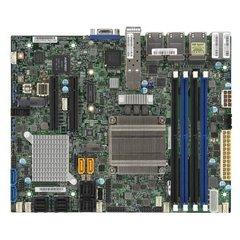 X10SDV ATX Xeon D-1587(65W,16c@1,7GHz, pas.), PCI-E16,2×10GbE(SFP+)&6GbE,4DDR4, 16SAS2, 4sATA,M.2, IPMI~