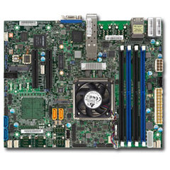 X10SDV mITX Xeon D-1518(35W,4c@2,2GHz, akt.), 2PCI-E8,2×10GbE(SFP+)&2GbE,4DDR4, 4sATA,M.2, IPMI~