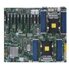 X11DPX-T 2S-P, 11PCI-E,2×10GbE-T, 8+2sATA3, 2×M.2, 16DDR4-2666,IPMI