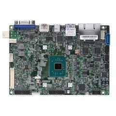 """X11SAN-WOHS, Goldmont, N4200 (6W,4c@1,1GHz),mPCI-E,M.2, 2GbE, 1SO-DDR3, 1sATA3, audio,HDMI,VGA,LVDS, 3.5"""" SBC"""