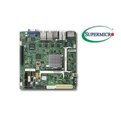 X11SBA-F N3700(6W,4c), PCI-E2vE8,mSATA,2GbE,2SO-DDR3L,2sATA,audio,ITX,IPMI,~