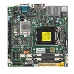 X11SCV-L H310,S1151,PCI-E16g3,M.2,2GbE,2SO-DDR4, 3sATA3,audio,HDMI,DVI,DP,mITX~