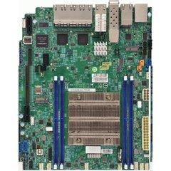 X11SDW WIO Xeon D-2146NT (80W,8c@2,3GHz) PCI-E32,2×10GbE-T,2×10GbE(SFP+),9GbE, 4DDR4,4sATA,M.2,IPMI~