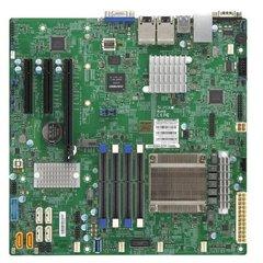 X11SSH-GTF-1585 Xeon E3-1585v5 (65W,4c.@3,5GHz, pas.IrisPro850), PCI-E8v16,E8,E4v8,2×10GbE-T,4SO-DDR4, 6sATA,M.2,mATX~,IPMI
