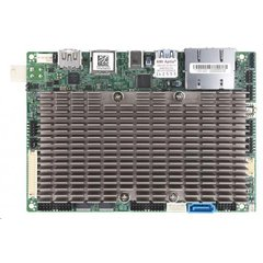 """X11SSN-H, i7-7600U (15W,2c@2,8GHz, pas.),mPCI-E,M.2, 2GbE, 2SO-DDR4, 1sATA3, audio,HDMI,DP,LVDS, 3.5"""" SBC"""