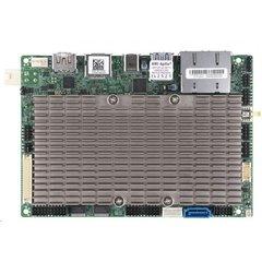 """X11SSN-L, i3-7100U (15W,2c@2,4GHz, pas.),mPCI-E,M.2, 2GbE, 2SO-DDR4, 1sATA3, audio,HDMI,DP,LVDS, 3.5"""" SBC"""
